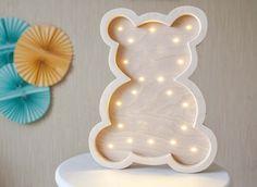 Night light lamp Bear lamp Bear Night light Kids lamp Bear wall decor Bear Battery Operated Light Bear nursery by Bukvamd on Etsy https://www.etsy.com/listing/476816773/night-light-lamp-bear-lamp-bear-night