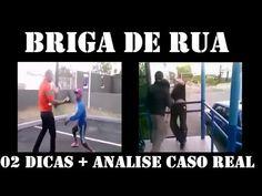 BRIGA DE RUA - 02 DICAS PARA VENCER - ANÁLISE DE CASO REAL - COMO AGIR NUMA BRIGA DE RUA - YouTube