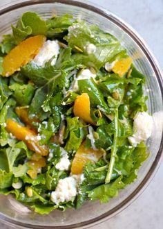 Kale and Citrus Salad | SAVEUR