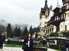 #Mountains #Peles #Castle #Romania