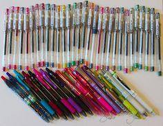 Pilot Pens by GourmetPens, via Flickr