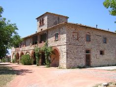 House from Stealing Beauty.  I want to replicate it!