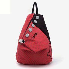 estudiante de moda mochilas escolares para los adolescentes-imagen-Bolsos Mano-Identificación del