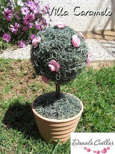 Árbolito decorativo