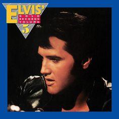 Elvis Presley - Elvis' Gold Records Volume 5 on Limited Edition 180g LP