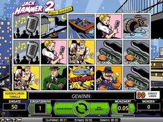 Jack Hammer 2 im Test (Net Ent) - Casino Bonus Test