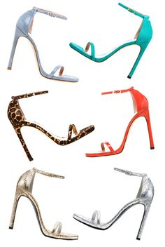 Why Everyone's Still Completely Obsessed with These Stuart Weitzman Sandals from InStyle.com