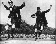 Scotland 1880 - 1900.