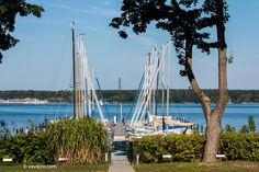 Spätsommertag am Wannsee, Berlin, Germany