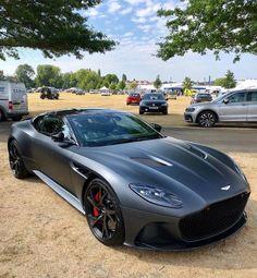 Aston Martin DBS Superleggera – 2018 - Cars and motor Luxury Sports Cars, New Sports Cars, Best Luxury Cars, Sport Cars, Exotic Sports Cars, Maserati, Ferrari Laferrari, Lamborghini Veneno, Koenigsegg