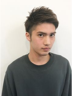 アベンツ ファンデーション(Avenz.foundation) 【表参道Avenz】ツーブロック☆ベリーショート☆三代目登坂風☆ Asian Man Haircut, Goatee Styles, Beard Styles For Men, Male Face, About Hair, Haircuts For Men, Male Models, Hair Cuts, Hair Beauty