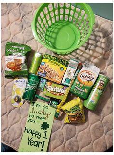 Cute Boyfriend Gifts, Boyfriend Gift Basket, Valentines Gifts For Boyfriend, Valentine Day Gifts, Valentine's Day Gift Baskets, Themed Gift Baskets, Snack Gift Basket, Gift Basket For Men, Raffle Baskets