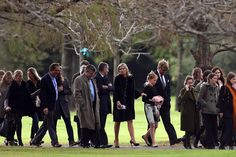11 August 2017 - Dutch Royal Family attend the funeral of Jorge Zorreguieta (Queen Maxima's father) in Buenos Aires