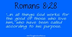 The Package - A devotional on Romans 8:28