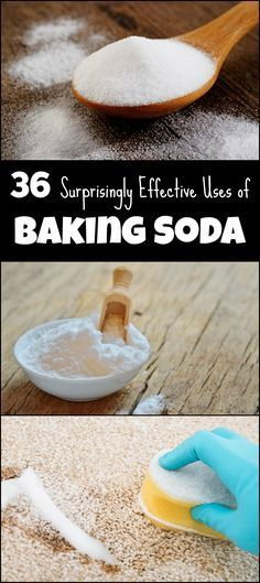 36 Surprisingly Effective Uses of Baking Soda