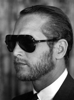 Paul Newman, late 1960's.  Could just as easily have been today!