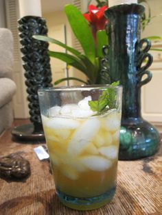 Oh- So- Southern Mint Tea (the recipe that's never shared!!!) Enjoy... You can thank me later!