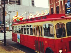 HolidayFest's newest activity is Holly Trolley shopping, a day to explore unique gift shops in Fort Wayne's best place to find local merchandise and community memorabilia – downtown!