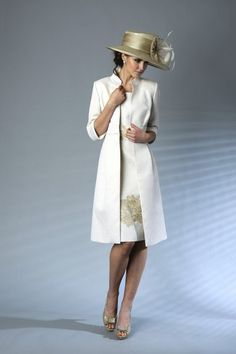 Wedding Dresses with coats | Outfits For The Mother Of The Bride