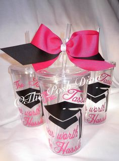 Hey, I found this really awesome Etsy listing at http://www.etsy.com/listing/128876116/graduation-personalized-tumblers-16