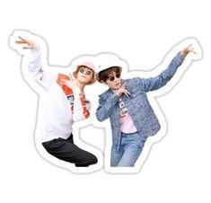 Nct stickers featuring millions of original designs created by independent artists. Pop Stickers, Meme Stickers, Tumblr Stickers, Printable Stickers, Nct Johnny, Kpop Fanart, Logo Sticker, Sticker Design, Jaehyun