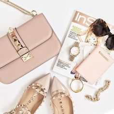 Valentino-rockstud-bag-flats-tory-burch-bracelet-rebecca-minkoff-passport-holder