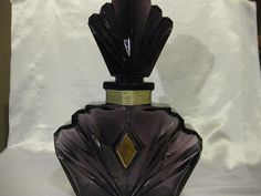Very Large Art Deco Amethyst Elizabeth Taylor by ladyjag001, $175.00