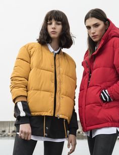 Outerwear Power. AW.16. More at www.pullandbear.com