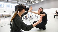 DUST  Exploring VR as a medium for contemporary dance
