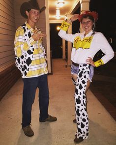 sc 1 st  Pinterest : jessie and woody halloween costumes  - Germanpascual.Com