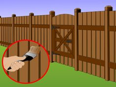 How to Build a Wooden Gate. A broke-down gate just makes your house look bad. A well-maintained gate, on the other hand, can be welcoming and give passers-by a great impression of the house beyond. If you want to upgrade the wooden gate in.
