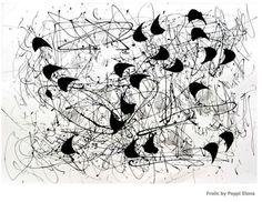 Frolic in Black and White, Peppi Elona