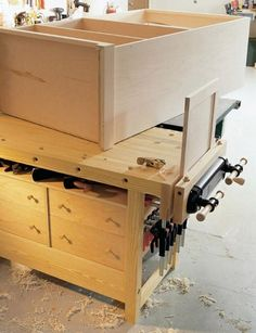 Part 3 of 3 in the hand tool storage series from Christopher Schwarz. On the blog! -Dan