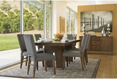 Reid Dining Table - Signature
