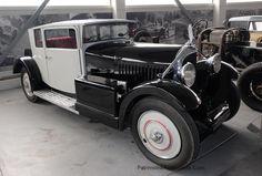 Voisin C14 Coupé Chartre 1931
