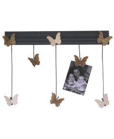 Pet Schmetterlinge mit Wäscheklupperl