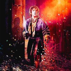 2012 - The Hobbit: An Unexpected Journey - Martin Freeman, Ian McKellen, Richard Armitage, and Cate Blanchett Martin Freeman, The Hobbit Characters, The Hobbit Movies, Ian Mckellen, Richard Armitage, Hobbit Desolation Of Smaug, Hobbit Bilbo, Tolkien Hobbit, Midle Earth