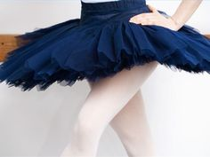How to make a ballet tutu - not sure when if I'm ever going to need this, but I'm compelled to pin it.