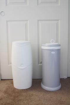 Beautiful Trash Can for Nursery