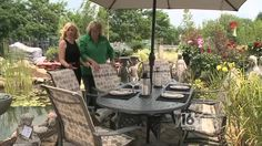 #VIDEO: Patio Paradise Contest – Dining Table - 7/4 Show