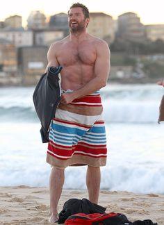 3 Pics of Hugh Jackman That Will Give You a Ladyboner