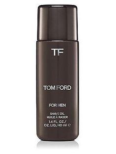 Tom Ford Shave Oil for Men/1.3 oz. - No Color