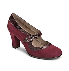 "A2® by Aerosoles ""Dice Role"" Mary Jane Pumps"