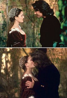 Ever After! One of my favorite films! And this red velvet dress is my favorite.