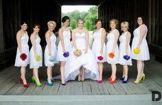 Está difícil escolher as cores do seu casório? Que tal saber o significado de algumas delas para dar aquele empurrãozinho?