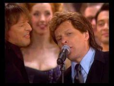 Jon Bon Jovi and Richie Sambora--Let It Be