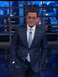Fuck yeah Stephen Colbert!