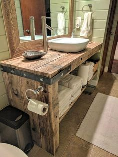 31 Beautiful Stunning Bathroom Decor Ideas And Remodel. If you are looking for Stunning Bathroom Decor Ideas And Remodel, You come to the right place. Below are the Stunning Bathroom Decor Ideas And . Cheap Bathroom Vanities, Bathroom Red, Cheap Bathrooms, Simple Bathroom, Bathroom Storage, Bathroom Ideas, Bathroom Mirrors, Barn Bathroom, Bathroom Organization