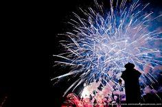 Castillo de fuegos artificiales VIII - Fireworks castle VIII