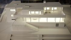 """The Tugendhats were impressed by the maquette and strongly influenced by Mies' personality. """"He had a calm, self-confident certainty which immediately served to convince you. From the manner in which he spoke about his projects, we realised that we were dealing with a genuine artist. He said, for example, that the ideal dimensions of space cannot be calculated, space must be felt."""" The Villa of Tugendhat and is a spectacular example of modern architecture and was built in Brno, Czech…"""